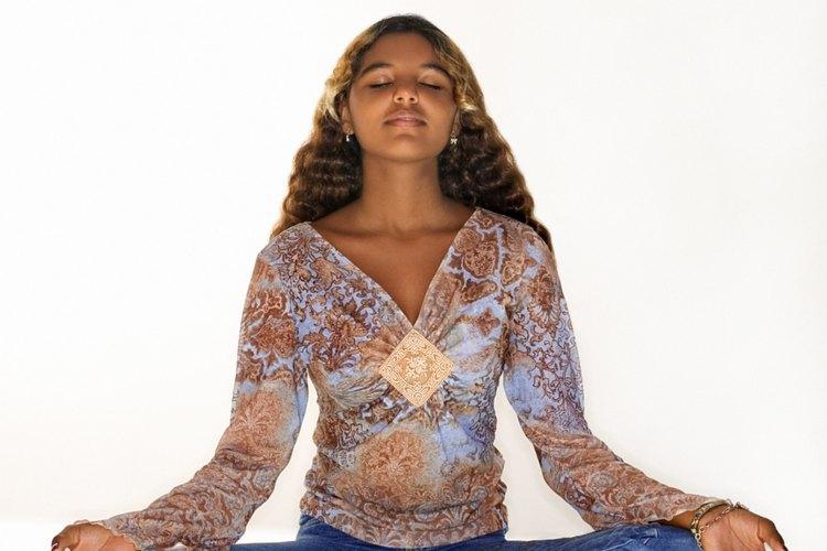 La meditación se puede realizar en cualquier lugar que tenga un ambiente tranquilo.
