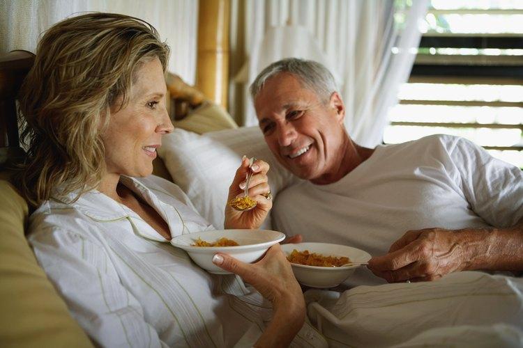 Es común que la frecuencia de relaciones sexuales disminuyan durante el curso de un matrimonio.