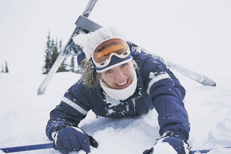 El esquí invernal en Hungría es apto para todos los niveles de esquiadores.