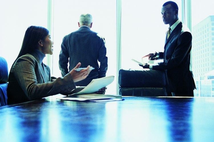 Coopera y sé paciente mientras se lleva a cabo la investigación en tu empresa.