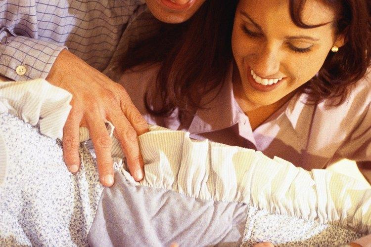 Considera muchos nombres antes de elegir uno para tu bebé.