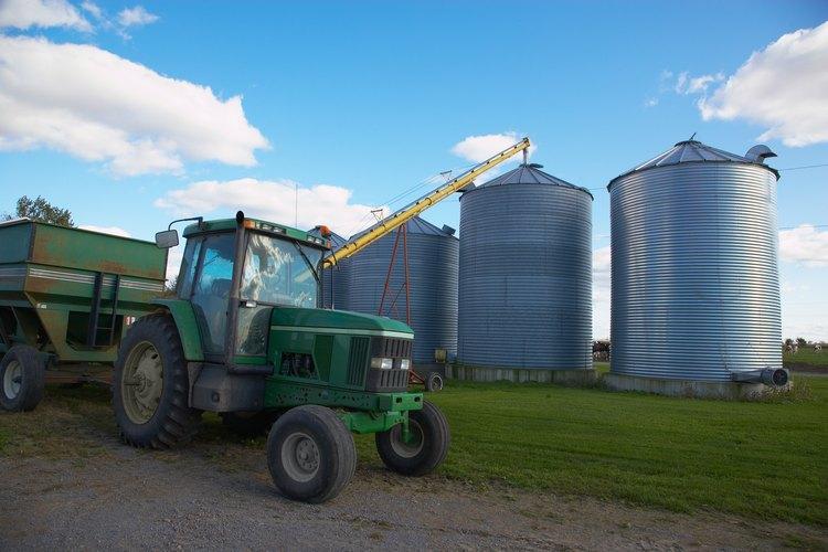 Cuando se trata de trabajos agrícolas modernos, no tengas miedo de pensar en algo fuera de lo común.