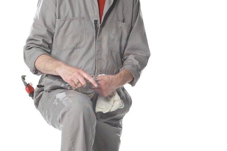 Limpia el área con un paño limpio.