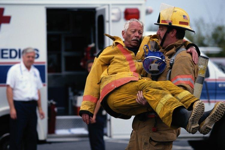 """Ser bombero es más que """"sólo tener un trabajo"""", es una posición que lleva a expectativas importantes."""