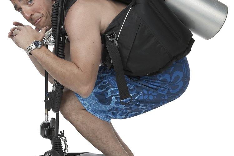 Marmaris también es ideal para bucear con scuba.