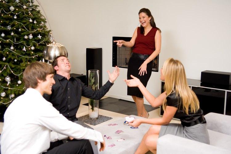 Ideas De Juegos Divertidos Para Una Fiesta De Navidad