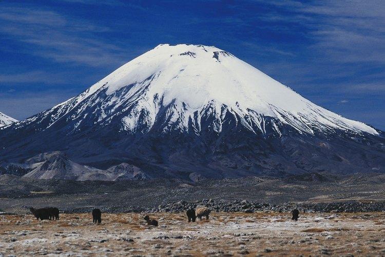 Los relajantes picos nevados son uno de los lugares que emocionan a los campistas de invierno.