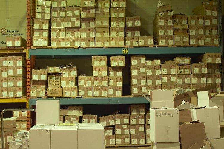 El almacén deberá contar con un control de entrada y con puntos de salida.