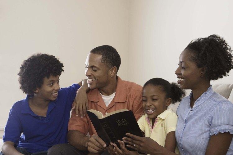 Las lecciones en Hebreos 11 pueden ser adaptadas a diferentes edades y tamaños de grupos.