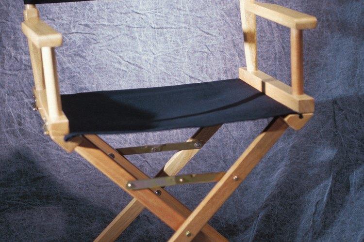 Las personas toman muchos caminos para ganarse una silla de director en Hollywood.