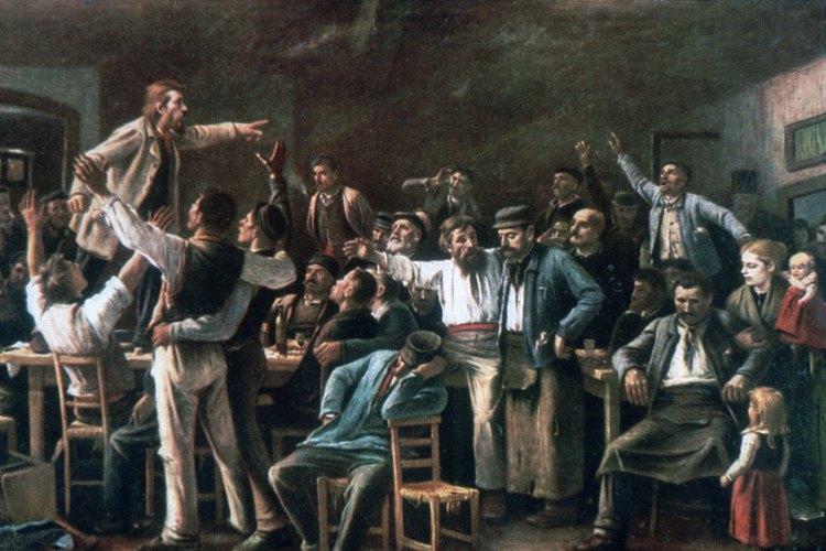 Junto con los clásicos del movimiento obrero, hay por supuesto muchas consignas que no tuvieron un efecto positivo.