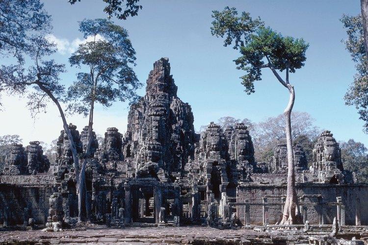 La bicicleta te permite visitar los otros templos de Angkor, no sólo Angkor Wat.
