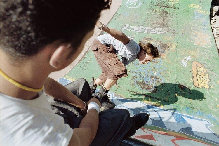 DC Shoes se especializa en calzado para skaters y otros deportes extremos.