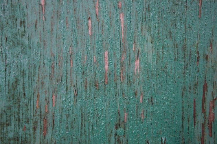 El aspecto más o menos envejecido de la madera dependerá de ti.
