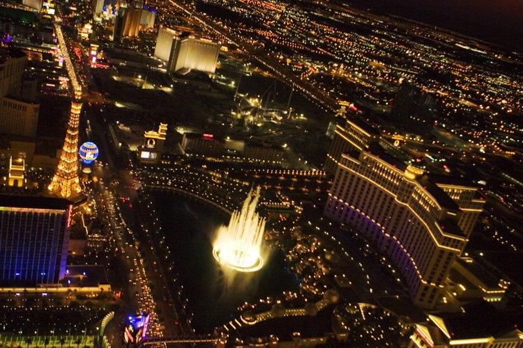 Cásate en Las Vegas, de manera espontánea.