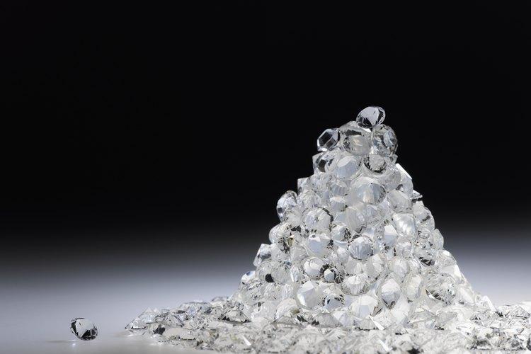 La extracción de diamantes se lleva a cabo en todo el mundo.
