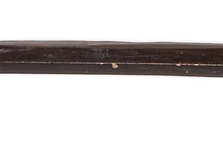 Las lanzas de madera o hueso eran importantes instrumentos de caza para los cazadores recolectores.