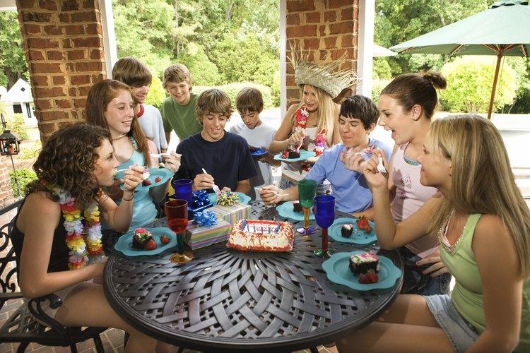 Ideas De Juegos Para Fiestas De Cumpleanos De Adolescentes