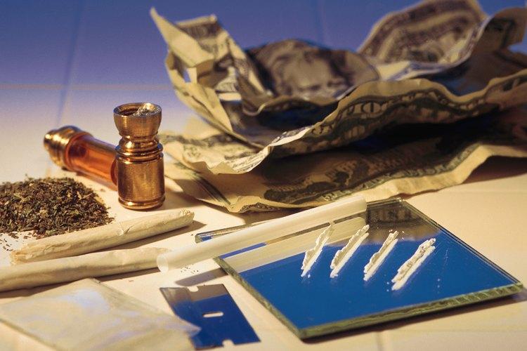 El hachís es considerado un narcótico ilegal en los Estados Unidos.