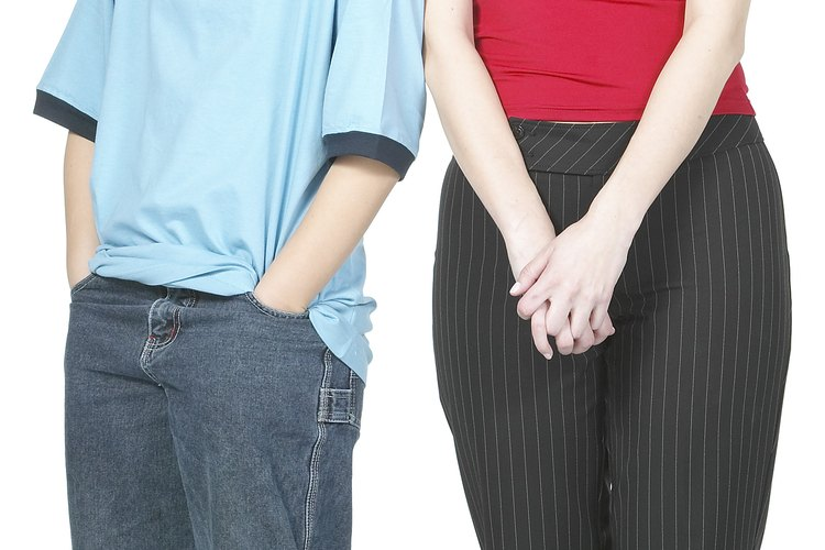 Al oír a un hijo hacer referencia a otra mujer como su madre puede hacer que la madre biológica se sienta amenazada.