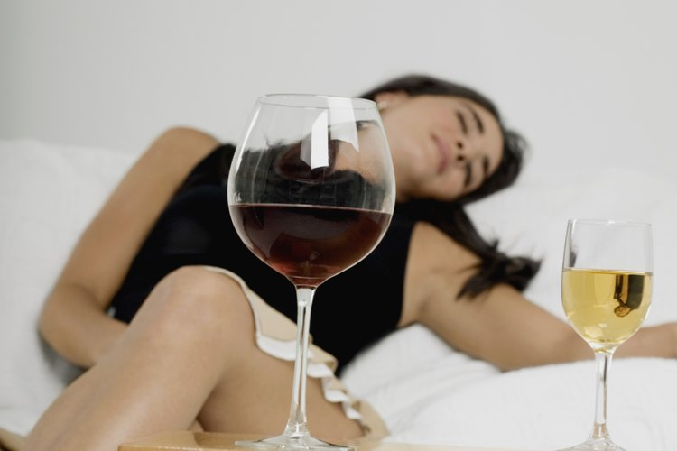 Los bebedores con problemas muy a menudo no son conscientes de como ven los demás su comportamiento.