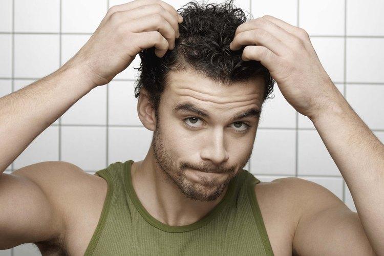 La dieta contribuye al crecimiento del cabello.