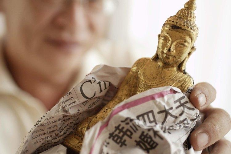 Siddhartha Gautama está considerado por los budistas como el primer Buda.