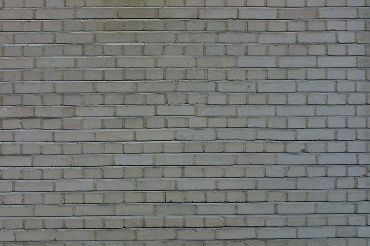 Los problemas con los cimientos pueden provocar las grietas horizontales en las paredes de ladrillo.