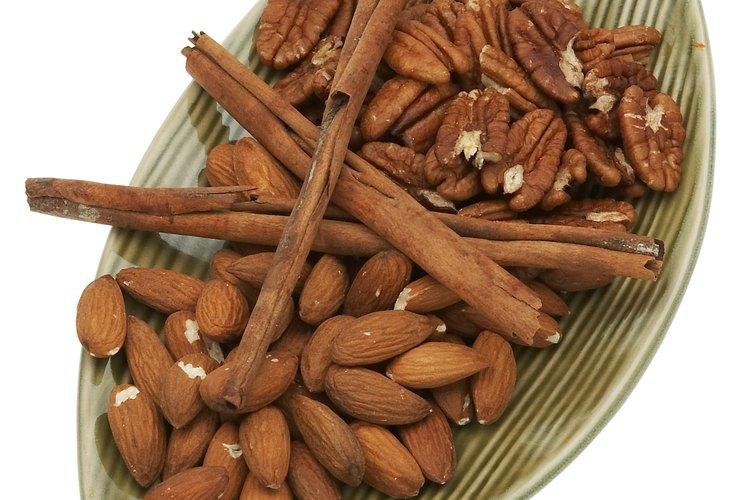 Puedes extraer aceite de una amplia variedad de nueces.