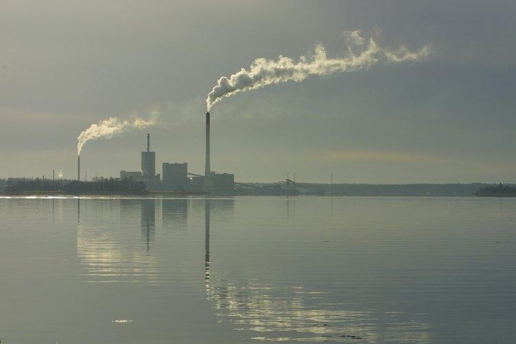 Los gases de efecto invernadero son culpables del calentamiento global.