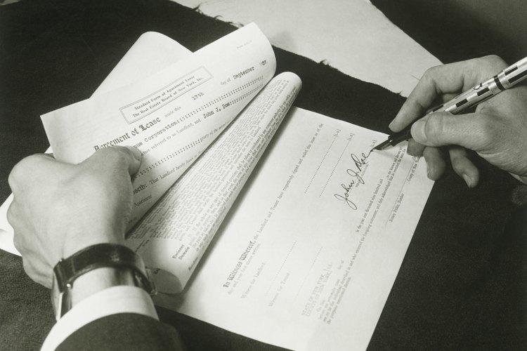 Protege tu propiedad y tu inversión con un contrato de arrendamiento.