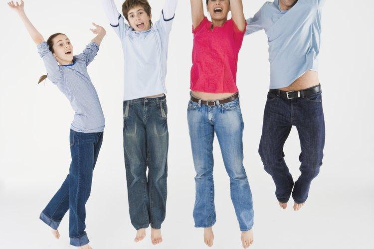 Usa el cambio de enfoque para evitar que los niños hiperactivos pierdan la concentración.