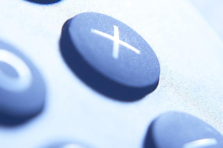 Usa una calculadora para calcular la proporción de media de dos números.