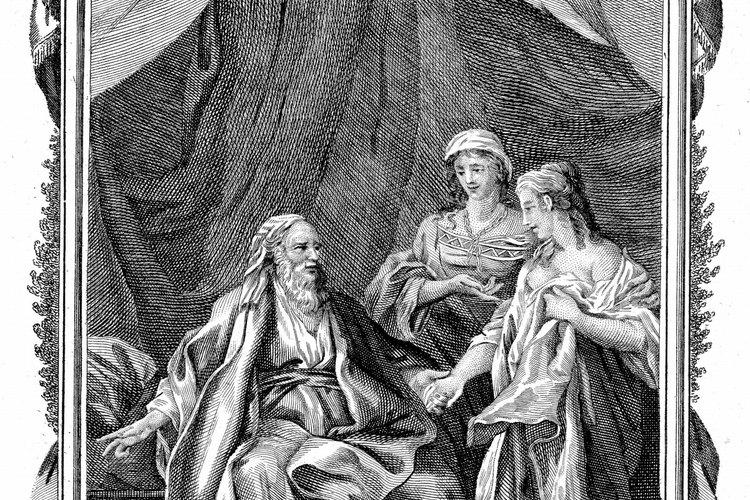 Abraham fue el padre de tres fes.