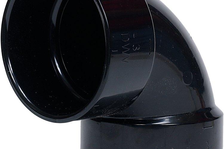 Silla de tubería de PVC.