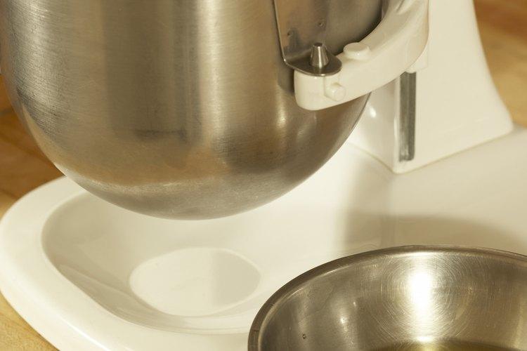Una batidora Kitchen Aid normalmente es el orgullo de la cocina en la casa de cualquier cocinero.
