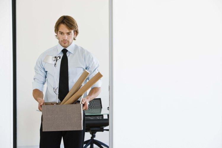 Ser despedido de un empleo tiene sus beneficios.