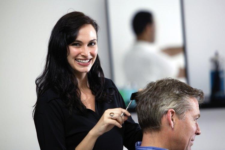 Tu corte de pelo afectará tu capacidad de separar el pelo de manera efectiva.