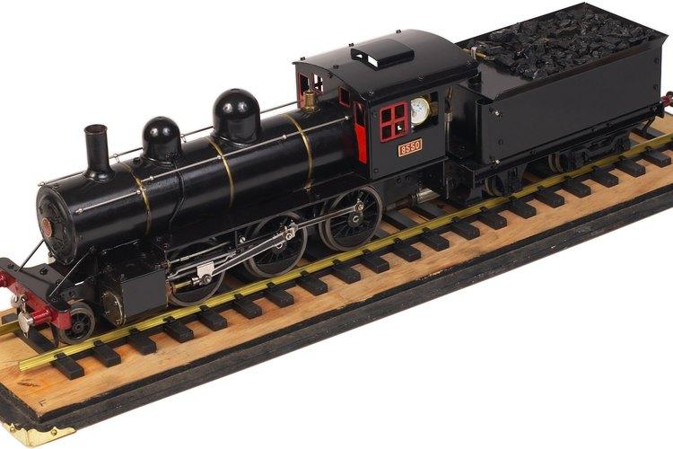 Aprecia las exhibiciones de trenes en miniatura en el Railroads on Parade.