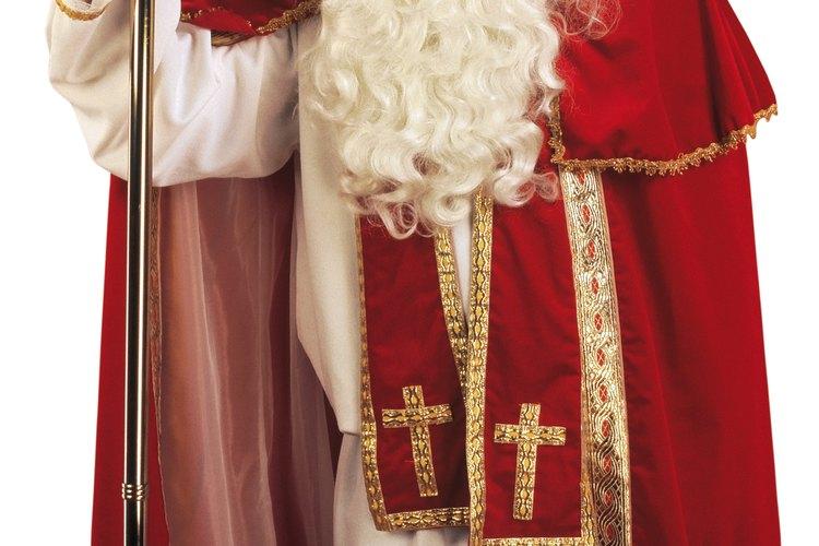 Las tradiciones de San Nicolás siguen practicándose hoy en día.