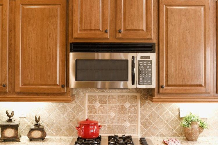 Dimensiones estándar de las alacenas de cocina |