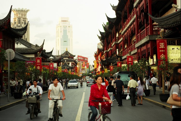 En China la mujer ha cumplido diversos roles.