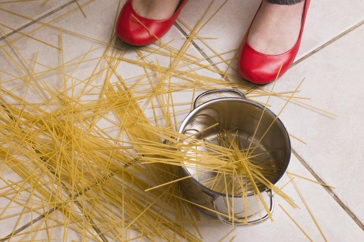 Cocinar espagueti para una multitud no tiene que se estresante.