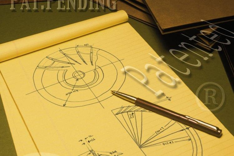 La ley de propiedad intelectual abarca casos de derechos de autor, marcas registradas y patentes.