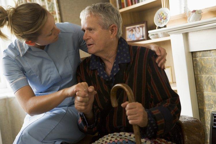 El voluntariado y ayudar a los demás puede evitar la soledad después de la muerte de tu cónyuge.