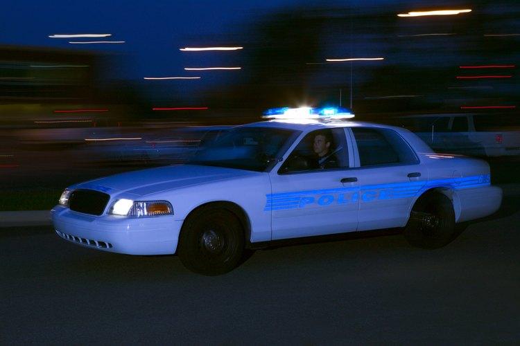 Las sirenas de los coches de policía han estado alrededor por muchos años.