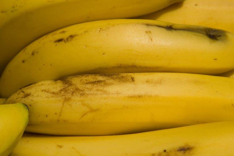 Averigua cómo conservar bananas.