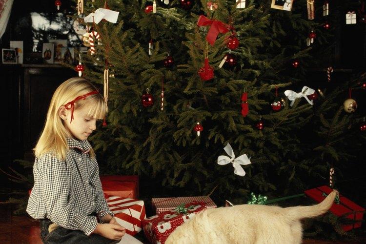 Guarda las bolsas de todo el año para hacer los regalos de Navidad para tu familia y amigos.