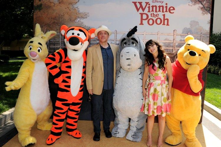 El libro de Winnie the Pooh.