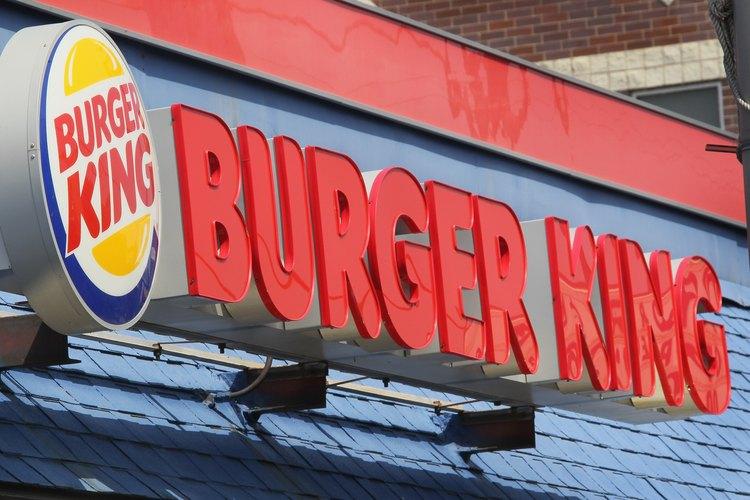 Burger King evolucionó a partir una pequeña cadena de hamburguesas con sede en Florida.